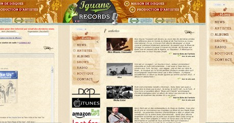 iguanerecords